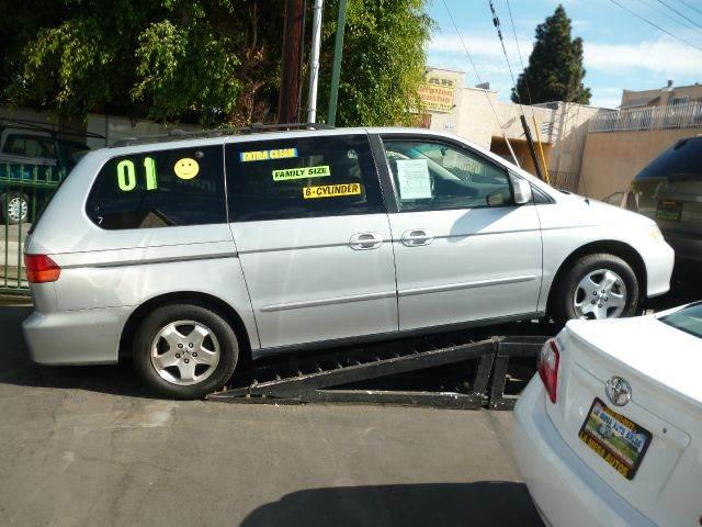 2001 Honda Odyssey EX 4dr Minivan   Huntington Park CA