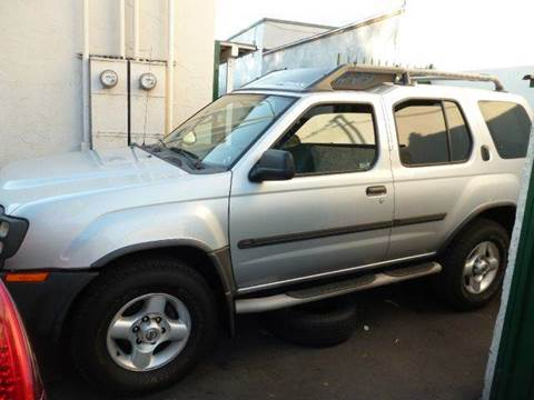2003 Nissan Xterra for sale at La Mesa Auto Sales in Huntington Park CA