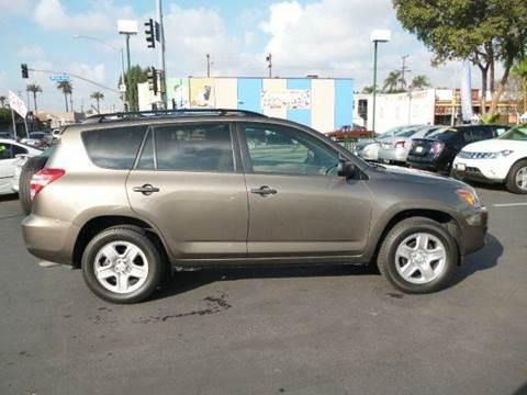 2009 Toyota RAV4 for sale at La Mesa Auto Sales in Huntington Park CA