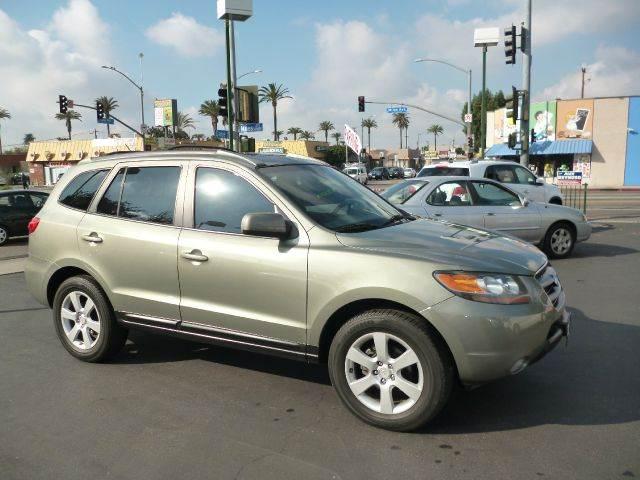 2007 Hyundai Santa Fe Limited 4dr SUV   Huntington Park CA