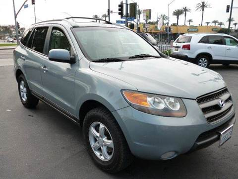 2007 Hyundai Santa Fe for sale at La Mesa Auto Sales in Huntington Park CA