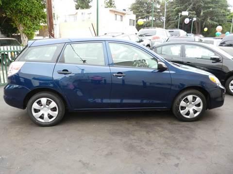 2007 Toyota Matrix for sale at La Mesa Auto Sales in Huntington Park CA