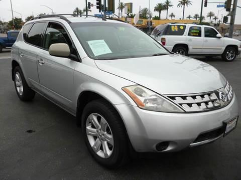 2006 Nissan Murano for sale at La Mesa Auto Sales in Huntington Park CA