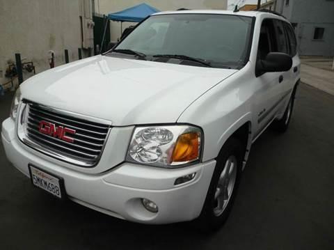 2006 GMC Envoy for sale at La Mesa Auto Sales in Huntington Park CA
