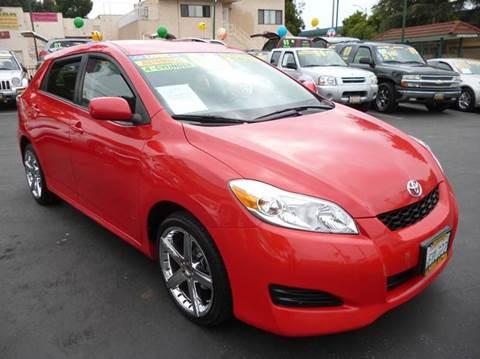 2009 Toyota Matrix for sale at La Mesa Auto Sales in Huntington Park CA