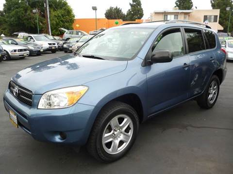 2007 Toyota RAV4 for sale at La Mesa Auto Sales in Huntington Park CA