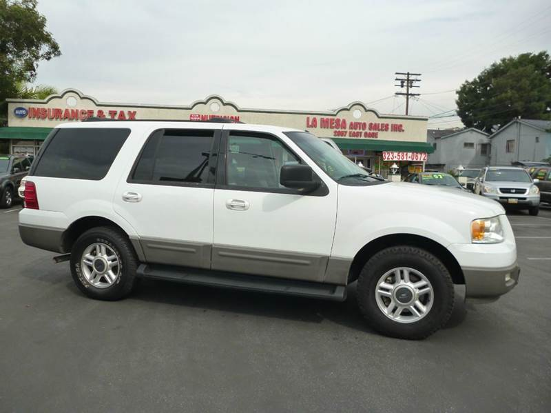2003 Ford Expedition for sale at La Mesa Auto Sales in Huntington Park CA