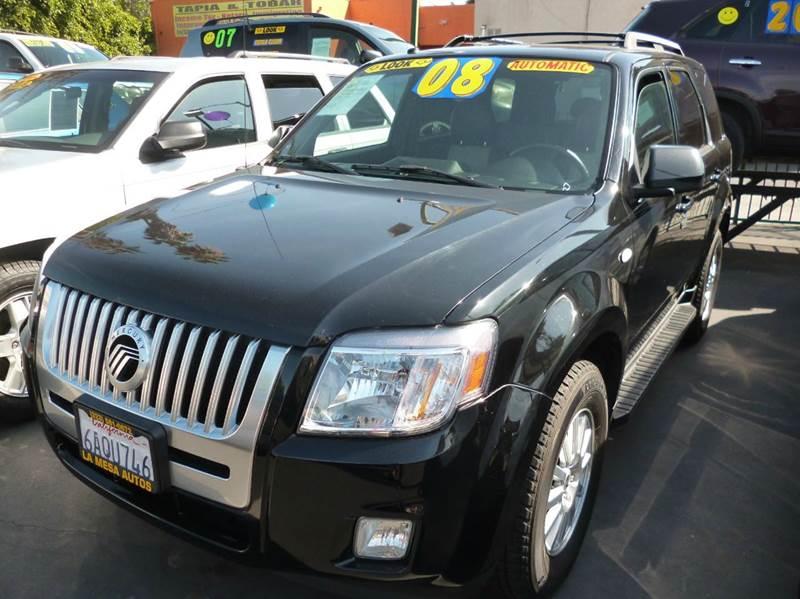 2008 Mercury Mariner for sale at La Mesa Auto Sales in Huntington Park CA
