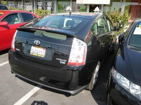 2006 Toyota Prius for sale at La Mesa Auto Sales in Huntington Park CA