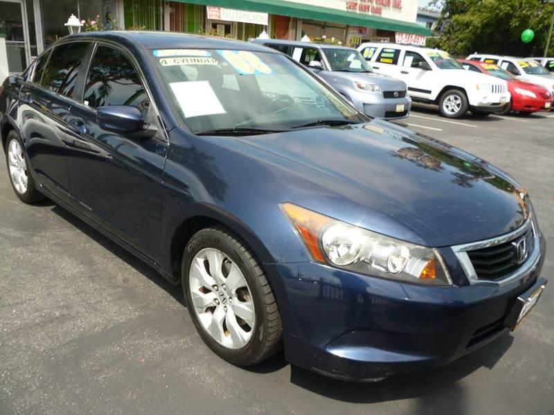 2008 Honda Accord for sale at La Mesa Auto Sales in Huntington Park CA