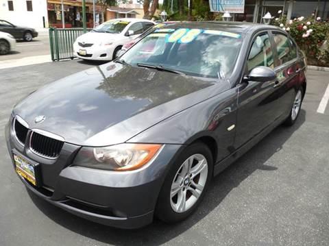 2008 BMW 3 Series for sale at La Mesa Auto Sales in Huntington Park CA