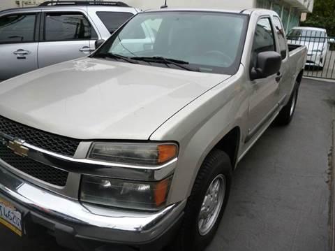 2008 Chevrolet Colorado for sale at La Mesa Auto Sales in Huntington Park CA