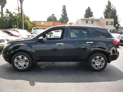 2007 Acura MDX for sale at La Mesa Auto Sales in Huntington Park CA