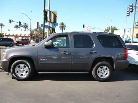 2010 Chevrolet Tahoe for sale at La Mesa Auto Sales in Huntington Park CA