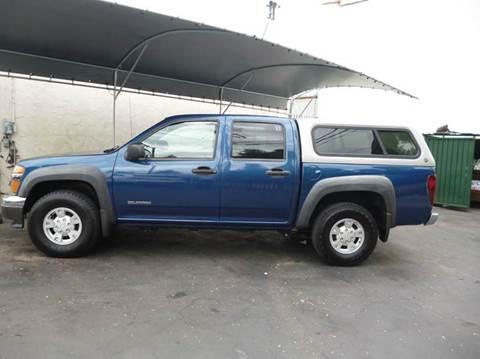 2005 Chevrolet Colorado for sale at La Mesa Auto Sales in Huntington Park CA