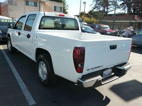 2007 Chevrolet Colorado for sale at La Mesa Auto Sales in Huntington Park CA