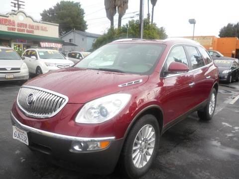 2010 Buick Enclave for sale at La Mesa Auto Sales in Huntington Park CA