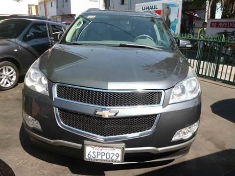 2011 Chevrolet Traverse for sale at La Mesa Auto Sales in Huntington Park CA