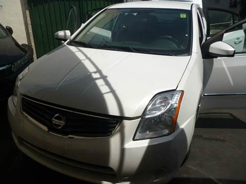 2012 Nissan Sentra for sale at La Mesa Auto Sales in Huntington Park CA