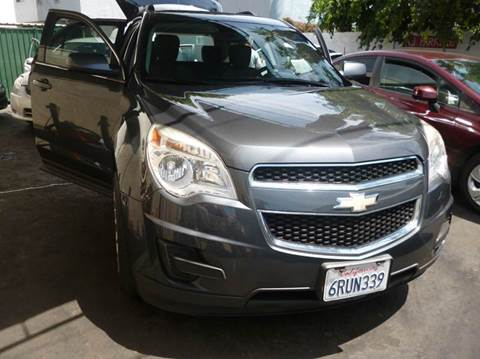 2010 Chevrolet Equinox for sale at La Mesa Auto Sales in Huntington Park CA