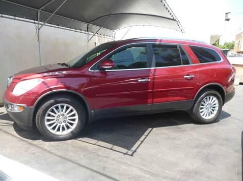 2008 Buick Enclave for sale at La Mesa Auto Sales in Huntington Park CA