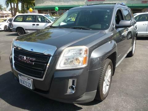 2010 GMC Terrain for sale at La Mesa Auto Sales in Huntington Park CA
