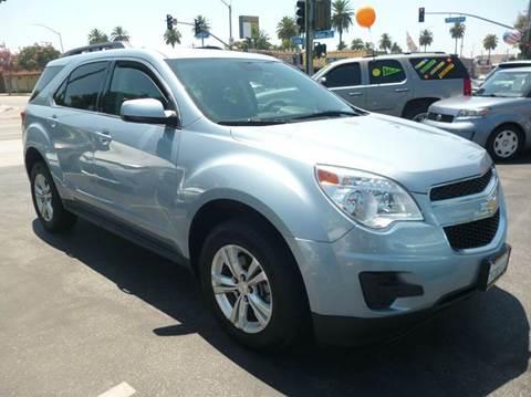2014 Chevrolet Equinox for sale at La Mesa Auto Sales in Huntington Park CA