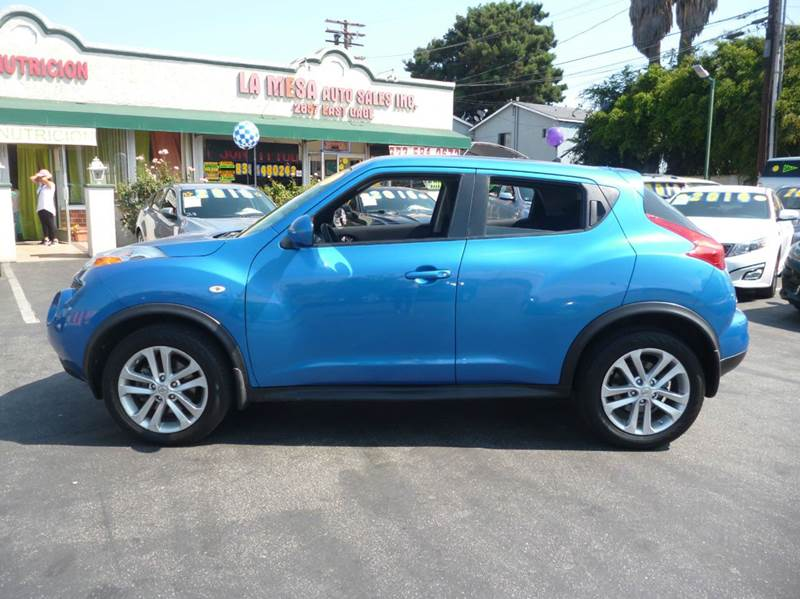 2011 Nissan JUKE for sale at La Mesa Auto Sales in Huntington Park CA