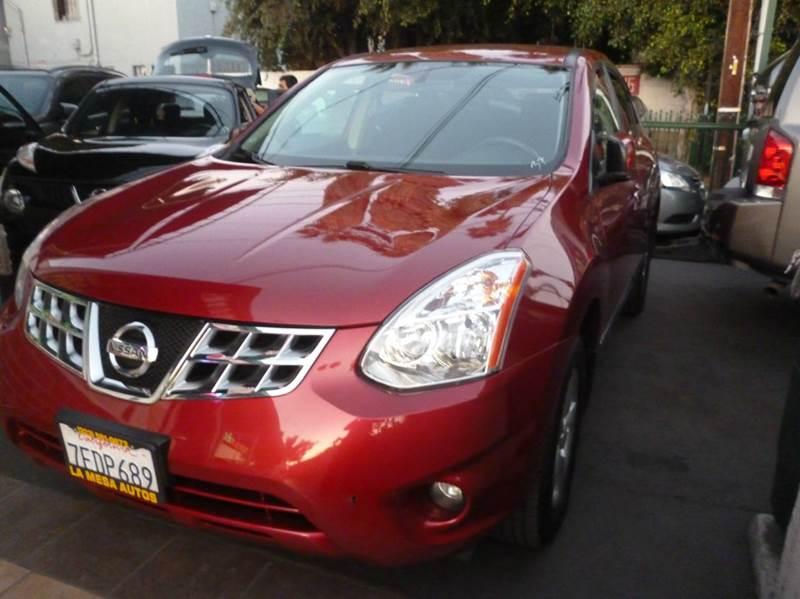 2013 Nissan Rogue for sale at La Mesa Auto Sales in Huntington Park CA