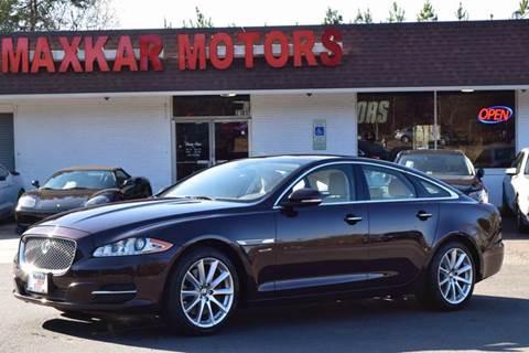 2013 Jaguar XJ for sale in Fredericksburg, VA
