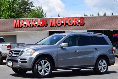 2012 mercedes benz gl class for sale in fredericksburg va for Mercedes benz of fredericksburg va