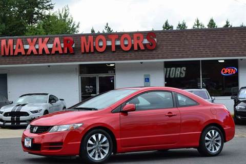2011 Honda Civic for sale in Fredericksburg, VA