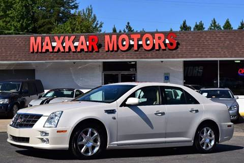 2011 Cadillac STS for sale in Fredericksburg, VA