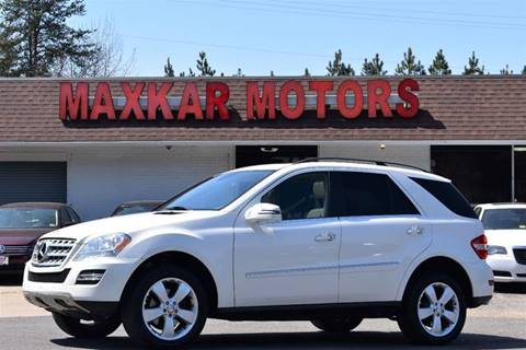 Mercedes benz m class for sale in fredericksburg va for Mercedes benz of fredericksburg va