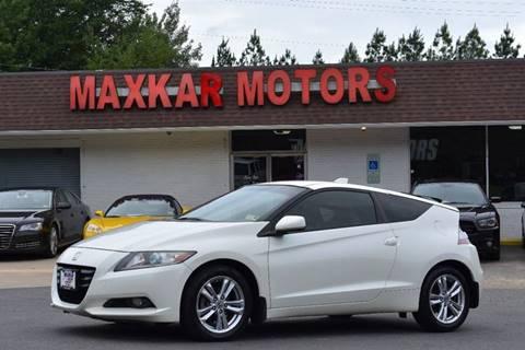 2012 Honda CR-Z for sale in Fredericksburg, VA