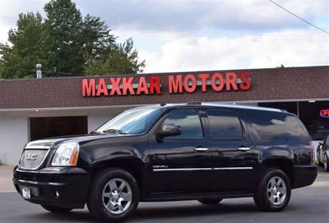 2013 GMC Yukon XL for sale in Fredericksburg, VA
