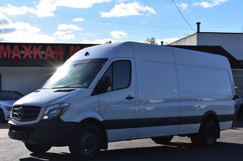 2017 Mercedes-Benz Sprinter Cargo for sale in Fredericksburg, VA
