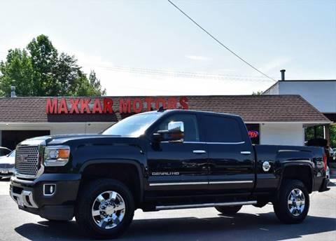 2015 GMC Sierra 3500HD for sale in Fredericksburg, VA