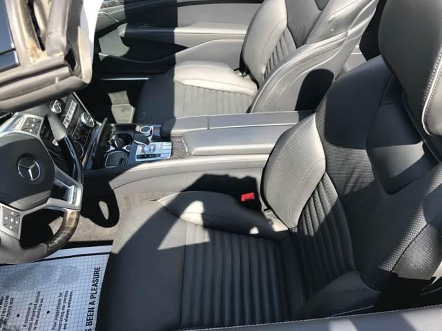 2015 Mercedes-Benz SL-Class SL 550 2dr Convertible - Kearny NJ