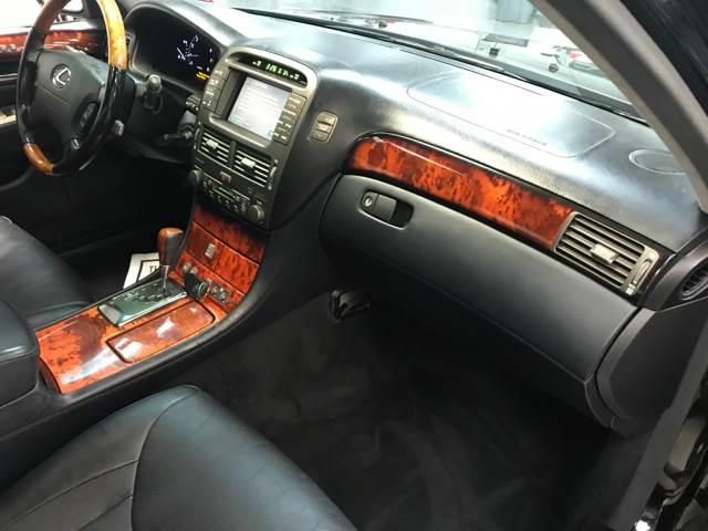 2005 Lexus LS 430 4dr Sedan - Kearny NJ