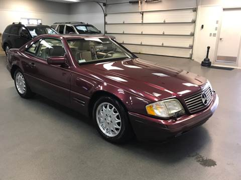 1998 Mercedes-Benz SL-Class for sale in Kearny, NJ