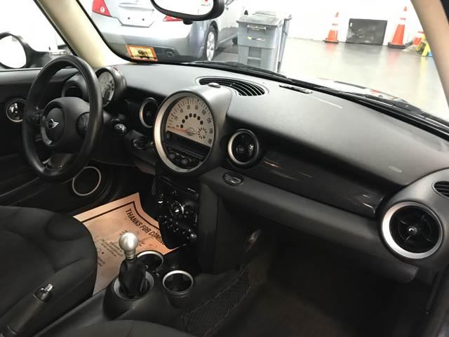 2011 MINI Cooper S 2dr Hatchback - Kearny NJ