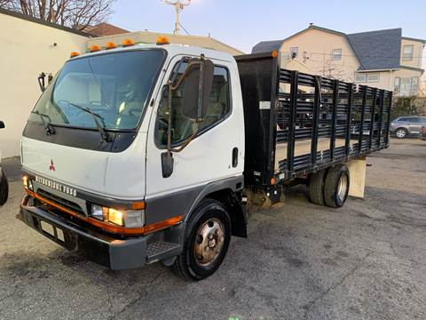 2000 Mitsubishi Fuso FE649 for sale at Towne Auto Sales in Kearny NJ