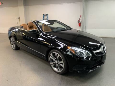 2017 Mercedes-Benz E-Class for sale at Towne Auto Sales in Kearny NJ