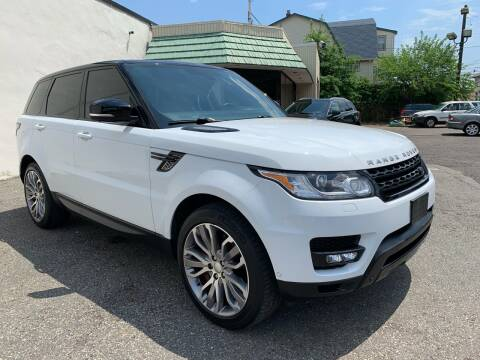 2014 Land Rover Range Rover Sport for sale at Towne Auto Sales in Kearny NJ