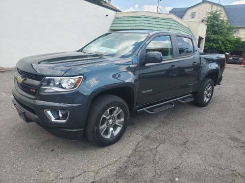 2017 Chevrolet Colorado for sale at Towne Auto Sales in Kearny NJ