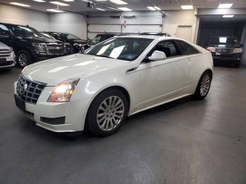 2013 Cadillac CTS for sale at Towne Auto Sales in Kearny NJ