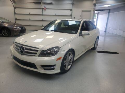 2012 Mercedes-Benz C-Class for sale at Towne Auto Sales in Kearny NJ