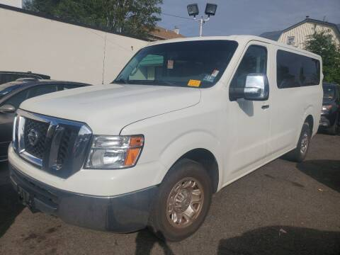 2013 Nissan NV Passenger for sale at Towne Auto Sales in Kearny NJ