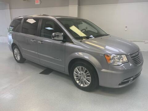 2016 Chrysler Town and Country for sale at Towne Auto Sales in Kearny NJ